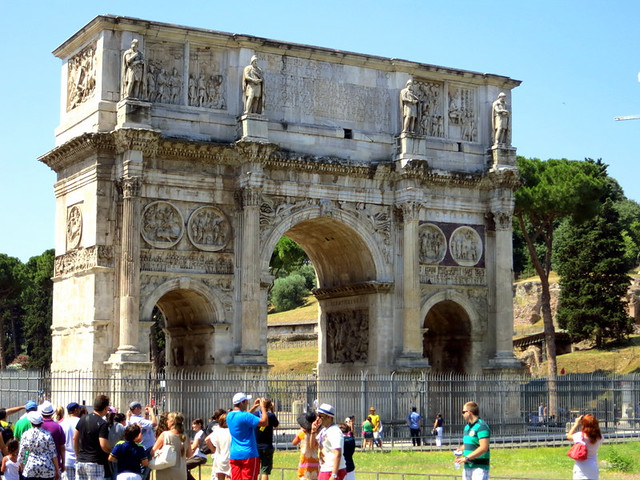 Arch of Constantine-001