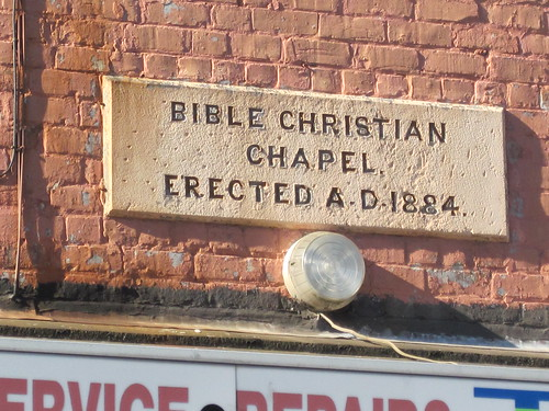 1884 Bible Christian Chapel, Eston