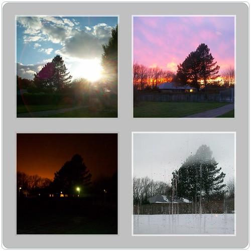 Seasonal change by Ariadni Thread