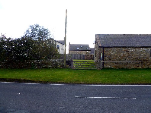 The site of Milecastle 20