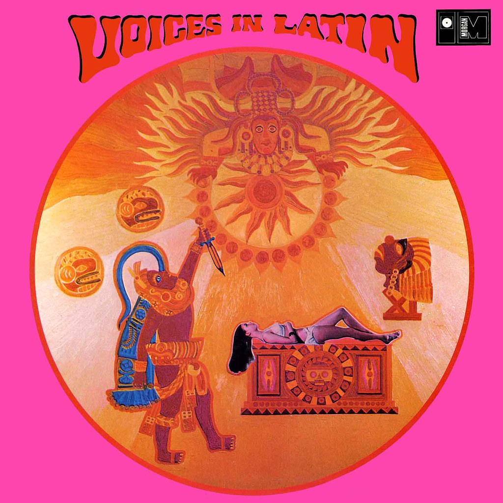 Barbara Moore - Voices in Latin