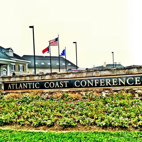 ACC • Atlantic Coast Conference by Greensboro NC