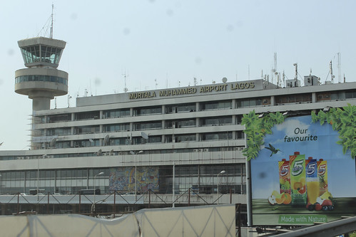 Murtala Muhammed Airport - Ikeja Lagos by Jujufilms