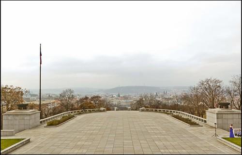 Prag / Terasse / terrace
