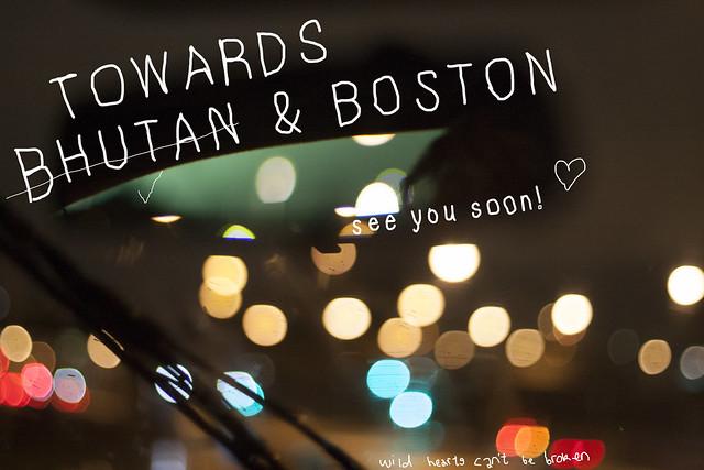 bhutan & boston