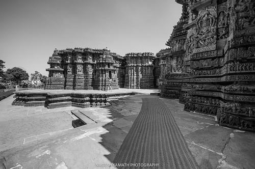 Halebidu Temple Complex