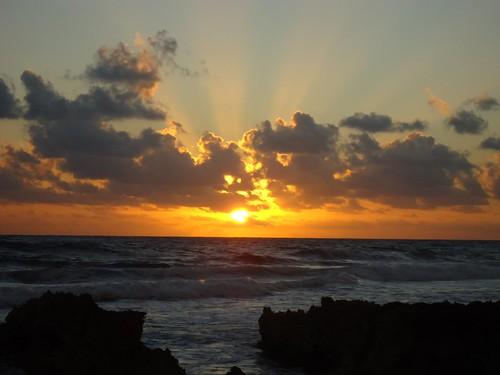 Amanecer en Isla Mujeres 5