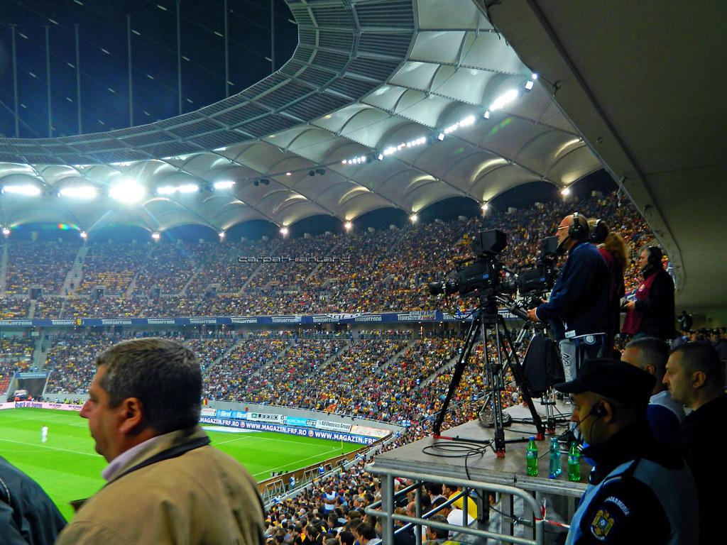 Romania - Netherlands 1-4 16Oct 2012 Bucharest
