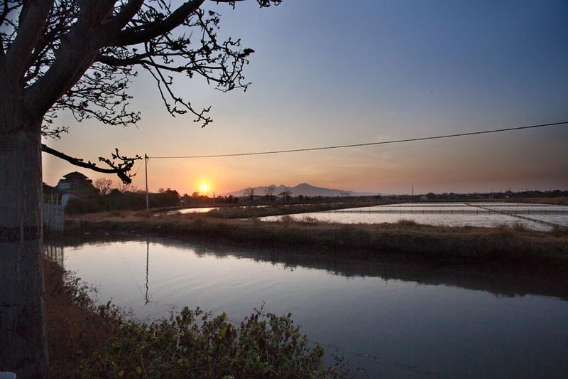Sunrise di Jepara