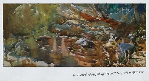st_2012_10_21, wildwood park, Los gatos, by Taswiir