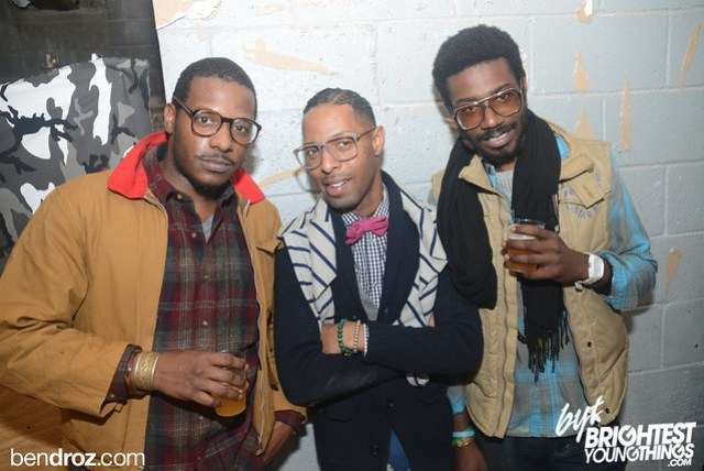 Oct 18, 2012-Know Fashion . No Kings Collective and KOLTON J 113 - Ben Droz