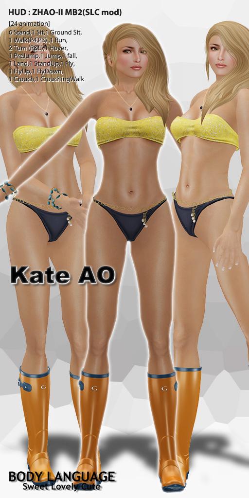 Kate AO set