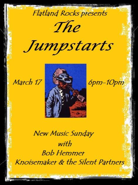 New Music Sunday 3-17-13