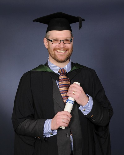 PGCE graduation picture