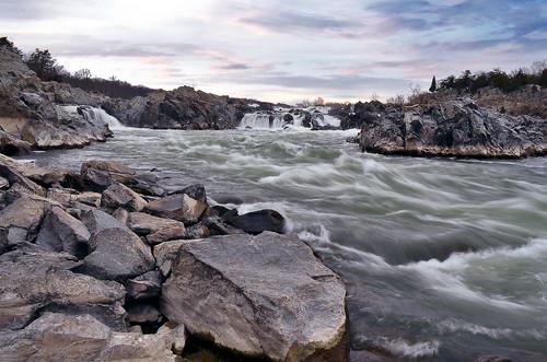 Great Falls by Jeka World Photography