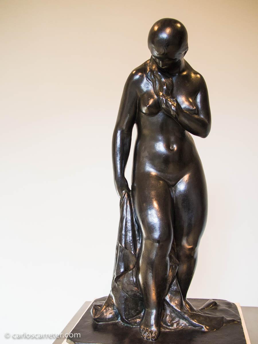 Escultura (Pablo Gargallo)