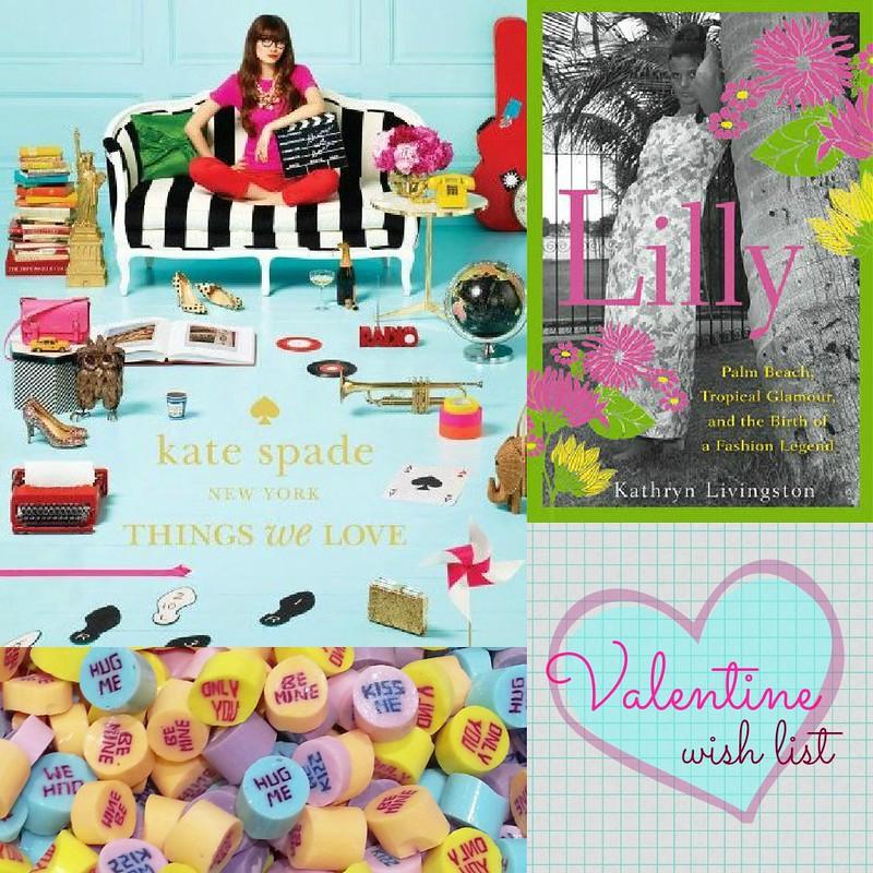 Valentine Wish List