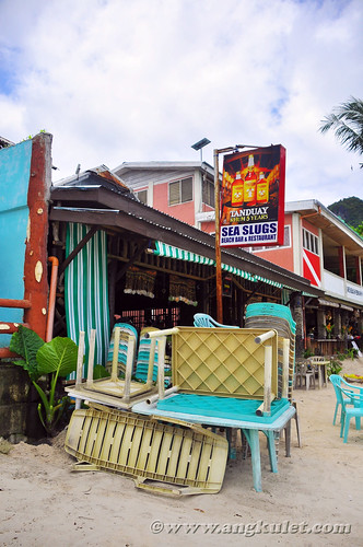 Sea Slugs Bar and Restaurant, El Nido, Palawan (2012)