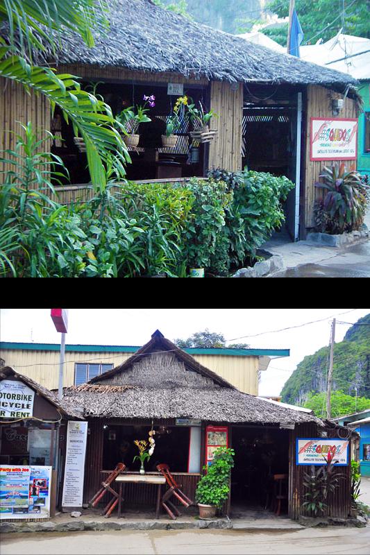 Squidos Restaurant, El Nido, Palawan