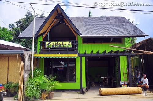 Kape Pukka, Hama St., El Nido, Palawan