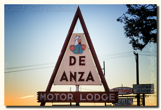 DeAnza Motor Lodge