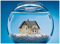 home underwater property guiding