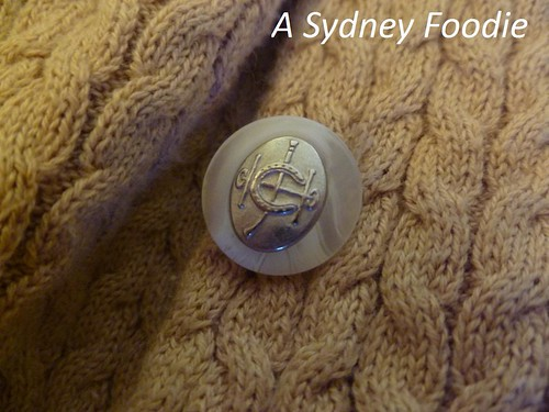 Button detail
