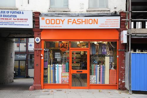 Oddy Fashion