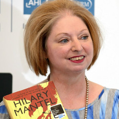 Hilary Mantel by NatashaLamont