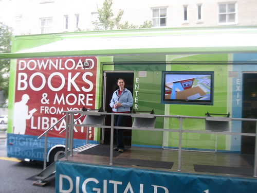 Southern Festival of Books-Digital Bookmobile