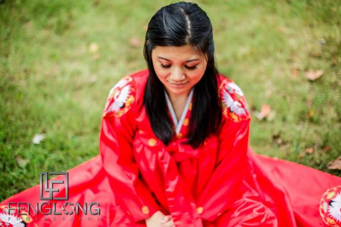 Amy & Michael's Day-After Bridal Shoot | Jones Bridge Park | Atlanta Chinese Korean Wedding Photographer
