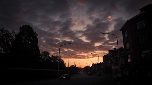 Urban Mythologies : Apocalypse at Dawn (Robermont, Liège) - Photo : Gilderic