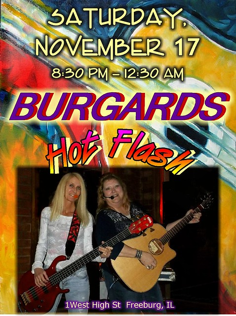 Nov 17 Burgards