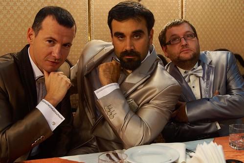 Iran Suits in Tehran