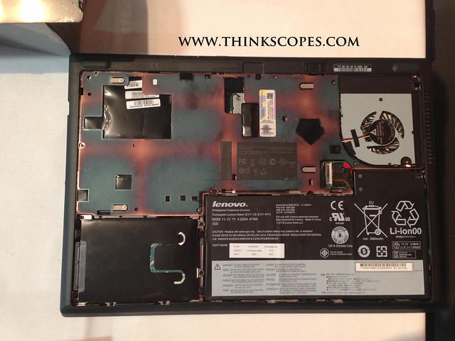 ThinkPad T430u internal
