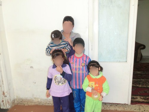 As a Member of a Religious Minority, Irtija Too Frightened to Stay in Iraq After Her Husband Went Missing by aymanfadel