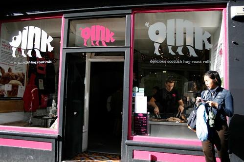Edinburgh - Oink!