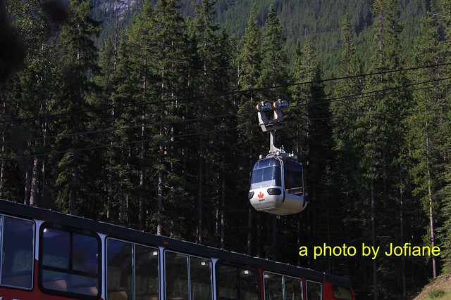 the cable car!