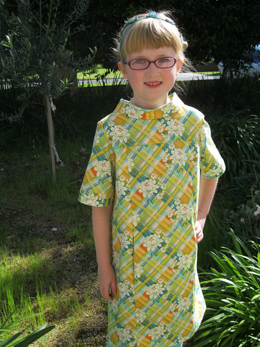 School Photo Dress for Clare, size 8