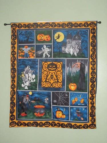 halloween panel