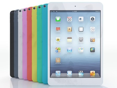 iPad mini colors