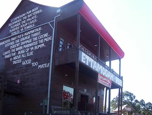 Ettamogah Pub by holidaypointau