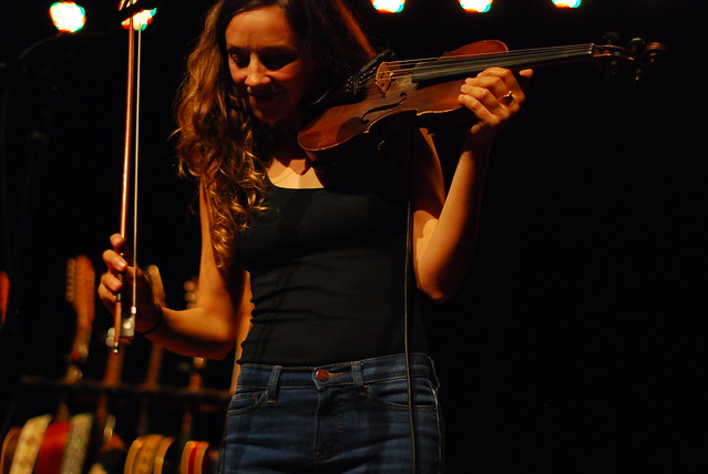 mandolin orange @ haw river ballroom