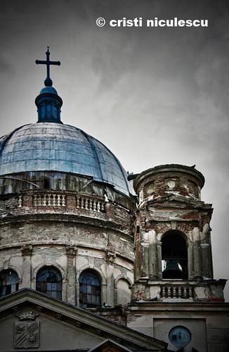 Derelict Dome by cristiniculescu
