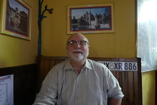 Keith at Haus Heidelberg