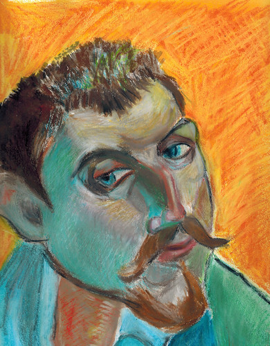 Gauguin by husdant