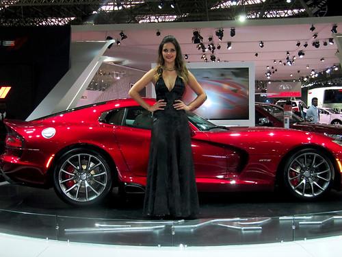 Dodge SRT Viper GTS I