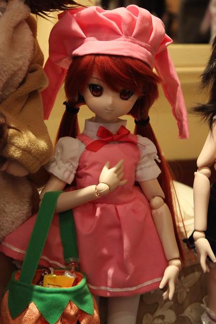 Shana as Sakura!