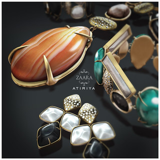 {Zaara} Mesh Jewelry : Now released!