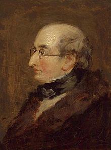 Benjamin Robert Haydon, self portrait